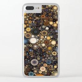 Cafe du Monde Clear iPhone Case