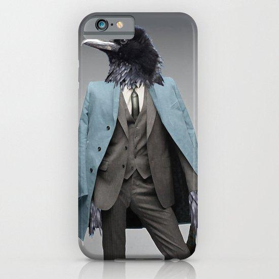 dapper crow iPhone & iPod Case
