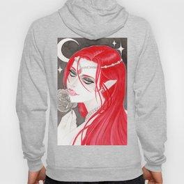 Redheaded Vampire Hoody