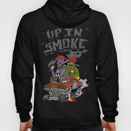Cheech & Chong Love Machine Hoody