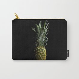 Dark Pineapple Carry-All Pouch