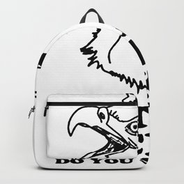 SAMUEL EAGLE JACKSON T-SHIRT Backpack