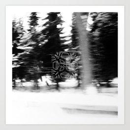 Winterfeel II Art Print