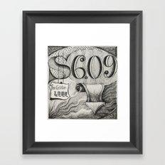 Stock Market #1 Framed Art Print
