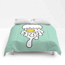 Your Boyfriend's Egg Slut Shirt Comforters