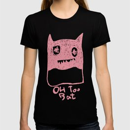Oh Too Bat T-shirt