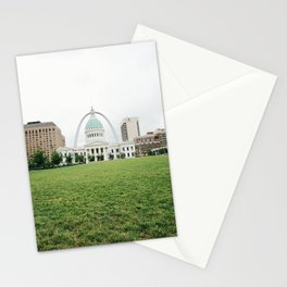 Jefferson National Expansion Memorial Stationery Cards