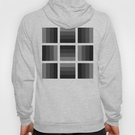 Four Shades of Black Hoody