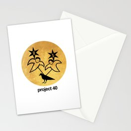 Project 40 Stationery Cards
