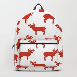 Origami Forest Deer Backpack