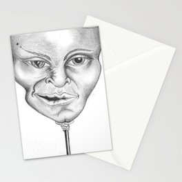 Small Man Syndrome Stationery Cards