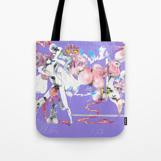 ONLY POSSESSED GIRLS DIDDLE Tote Bag