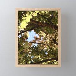 Mixture of Photography, Watercolor, and Digital Art Framed Mini Art Print