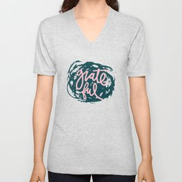 Feeling Grateful Unisex V-Neck