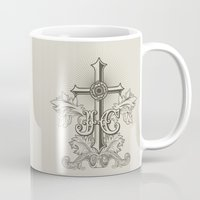 christ Mugs featuring Jesus Christ by biblebox