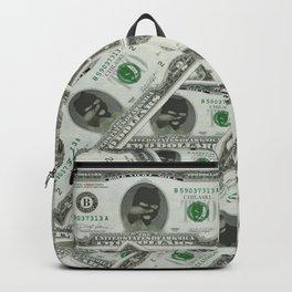 """""""B O L D B U C K $"""" Backpack"""