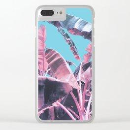 Candy Jungle Clear iPhone Case