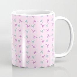 confetti velociraptors Coffee Mug