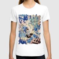 polar bear T-shirts featuring Polar Bear by Michael Hammond