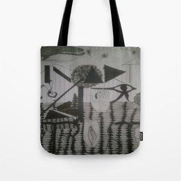 In art I trust Tote Bag