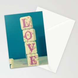 Take A Chance On Love Stationery Cards