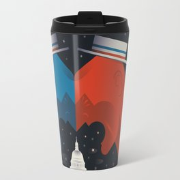 Debate Travel Mug