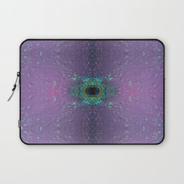 Silicon-based life form - E5 purple Laptop Sleeve
