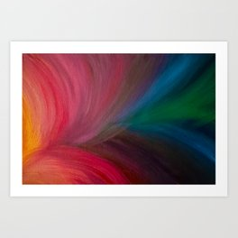 The Softest Place on Earth Art Print