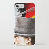 german iPhone & iPod Cases featuring German by Francesca Cosanti