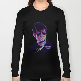 SYLVESTER STALLONE: BAD ACTORS Long Sleeve T-shirt