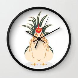 Cute Chicken Wall Clock