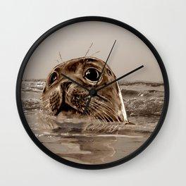 The SEAL Wall Clock