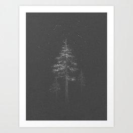Twenty Five Light Years Art Print