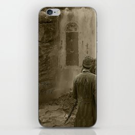 Longing for Holmes iPhone Skin