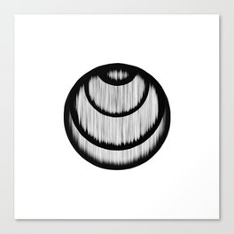 Centered #02 Canvas Print