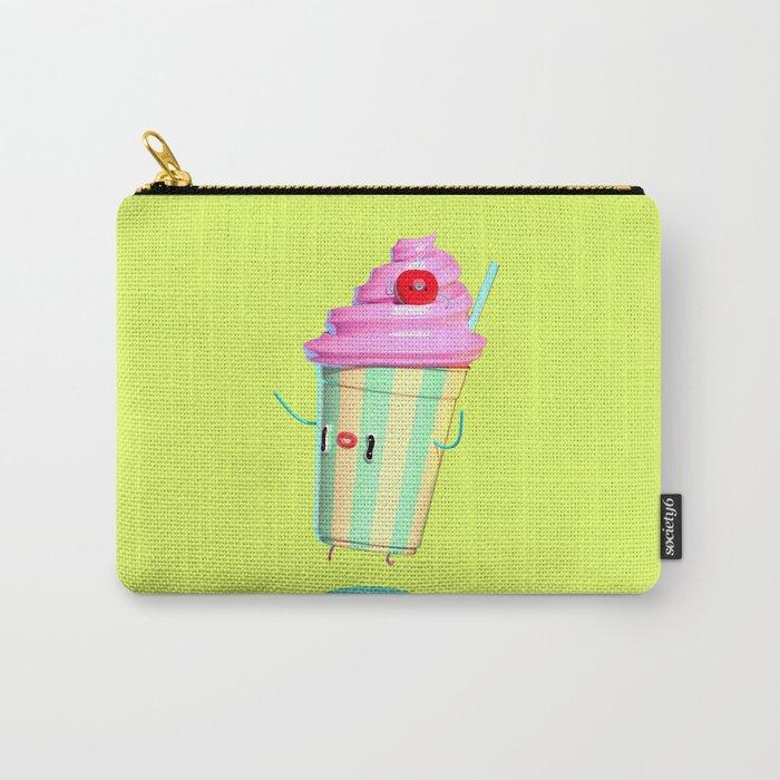 Milkshake Carry-All Pouch