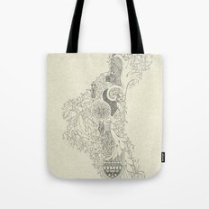 The Fertile Land in One's Imagination Tote Bag