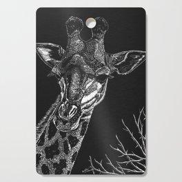 Giraffe Cutting Board
