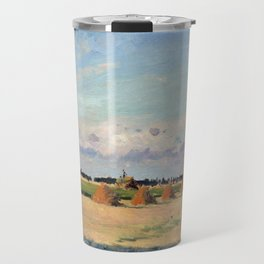 Camille Pissarro Landscape, Ile-de-France Travel Mug