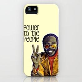 Curtis iPhone Case