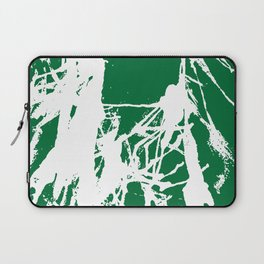Green Base Laptop Sleeve
