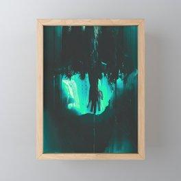 Day 56: ŧħɇ ħȺnđ ŧħȺŧ fɇɇđs Framed Mini Art Print
