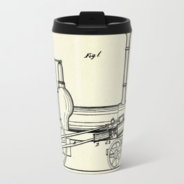 Locomotive-1837 Travel Mug