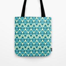 Doctor Who: Cybermen Pattern Tote Bag