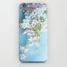 Unforgettable prettiness iPhone 6s Slim Case