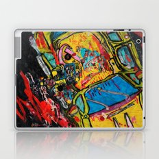 Car Wreck Laptop & iPad Skin