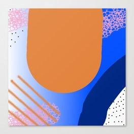 CA Canvas Print