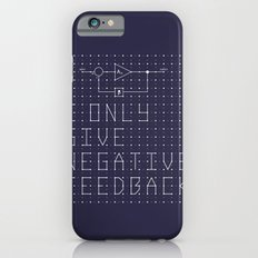I only give negative Feedback iPhone 6s Slim Case