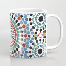 Moroccan Tiles Coffee Mug