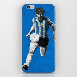 Diego Maradona - Argentina iPhone Skin